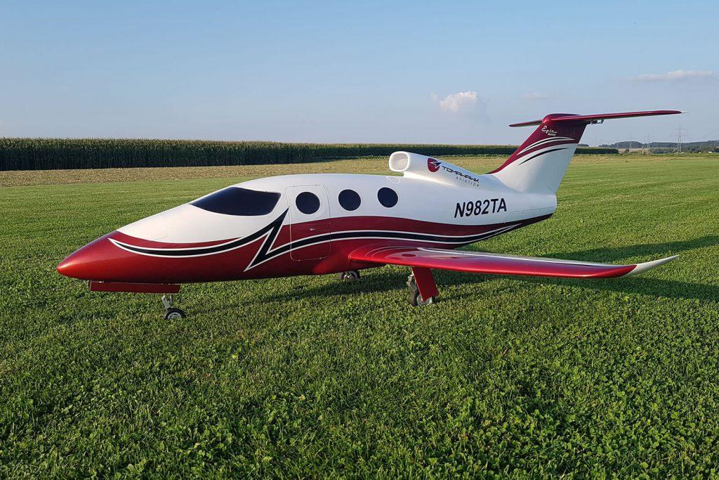 Tomahawk Epic Victory Sport Jet