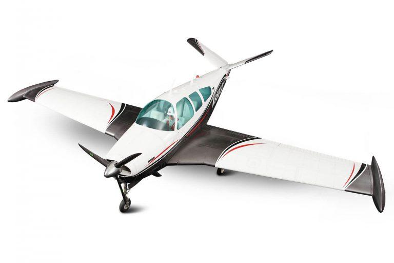 Tomahawk Beechcraft Bonanza V35