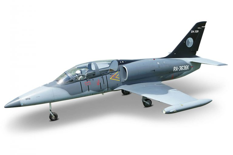 Tomahawk L-39 Albatros Scale Jet