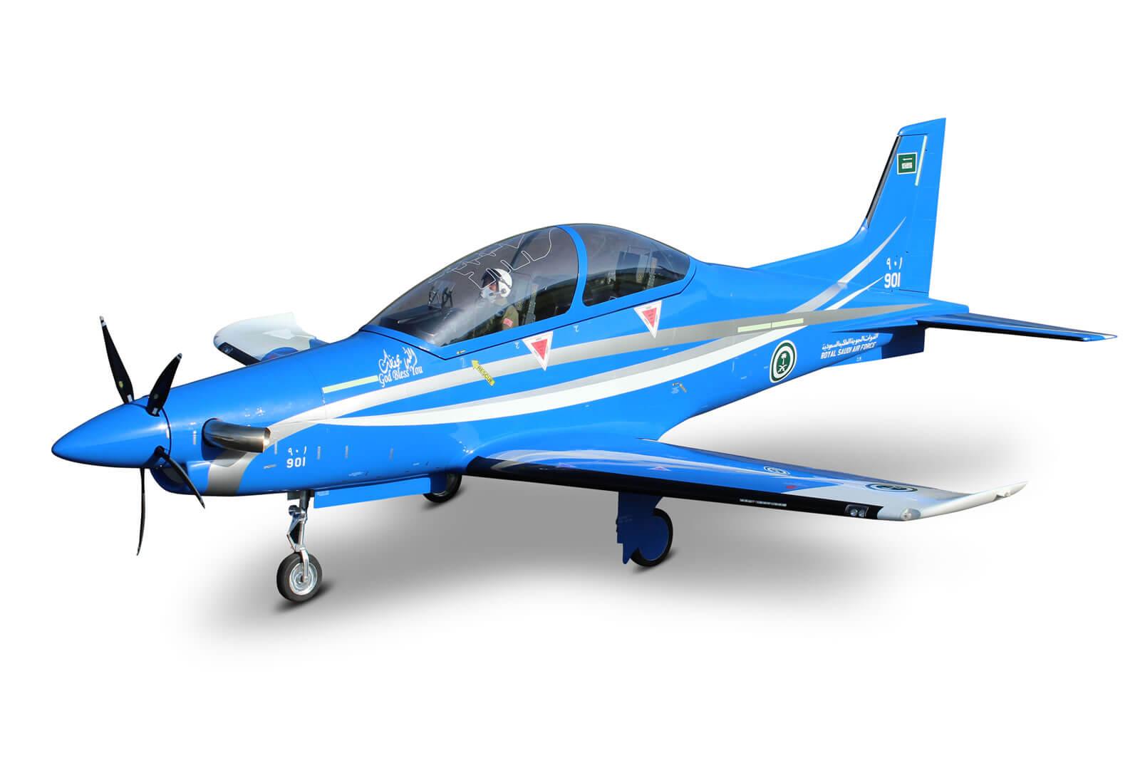 Tomahawk Pilatus PC-21 Turboprop