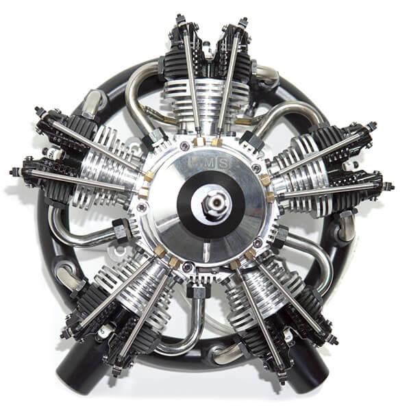 UMS Radial Engines 10