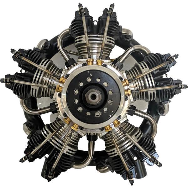 UMS Radial Engines 12