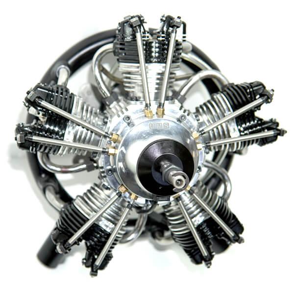 UMS Radial Engines 6