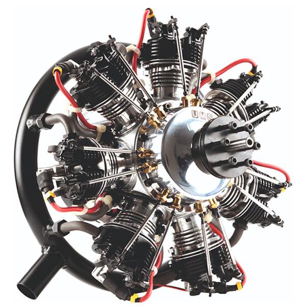 UMS Radial Engines 11