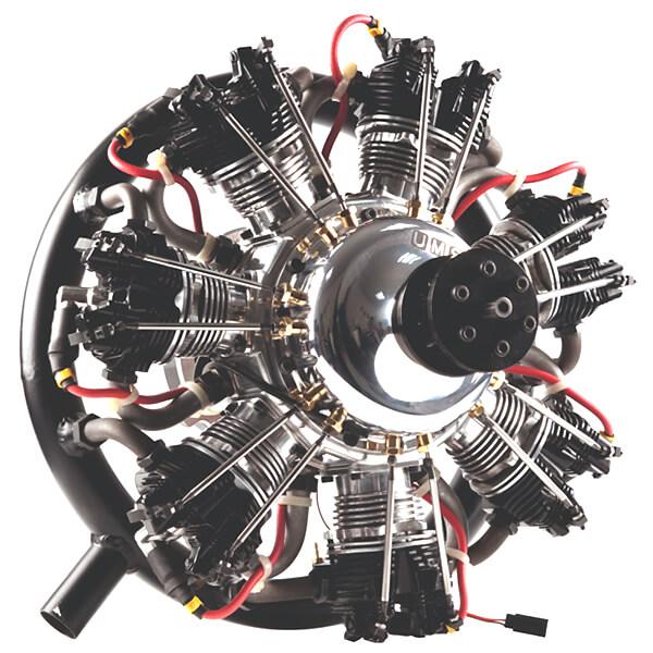 UMS Radial Engines 15