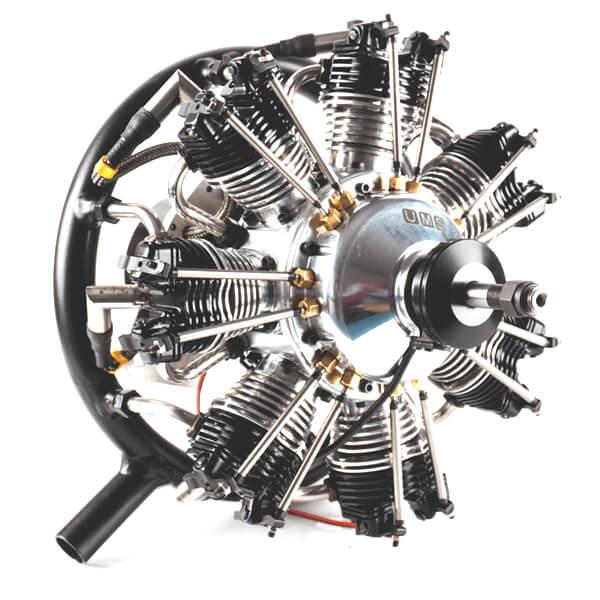UMS Radial Engines 8