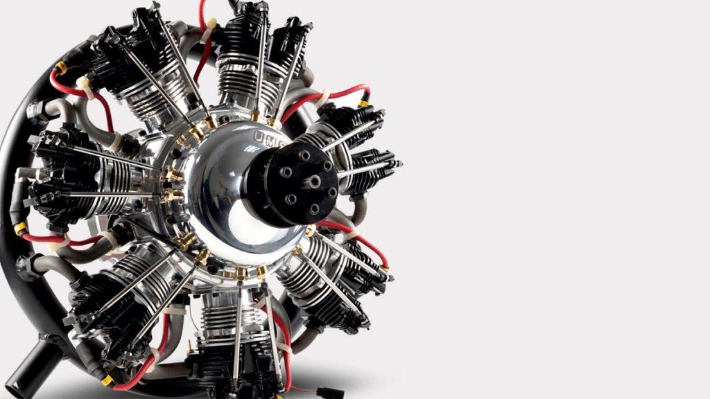 UMS Radial Engines 1
