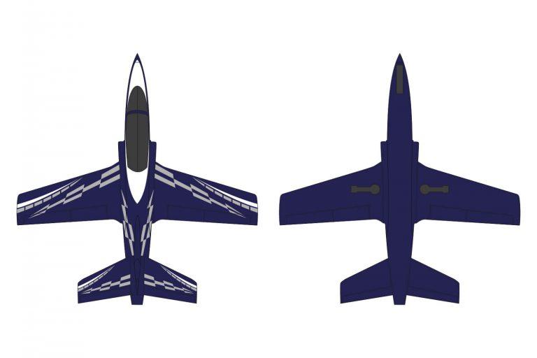 Type C Dark Blue