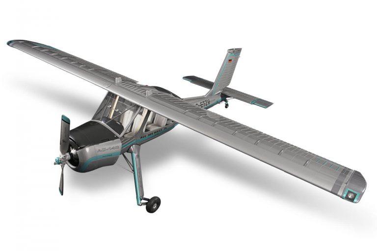 Tomahawk Wilga 32 RC Motorplane