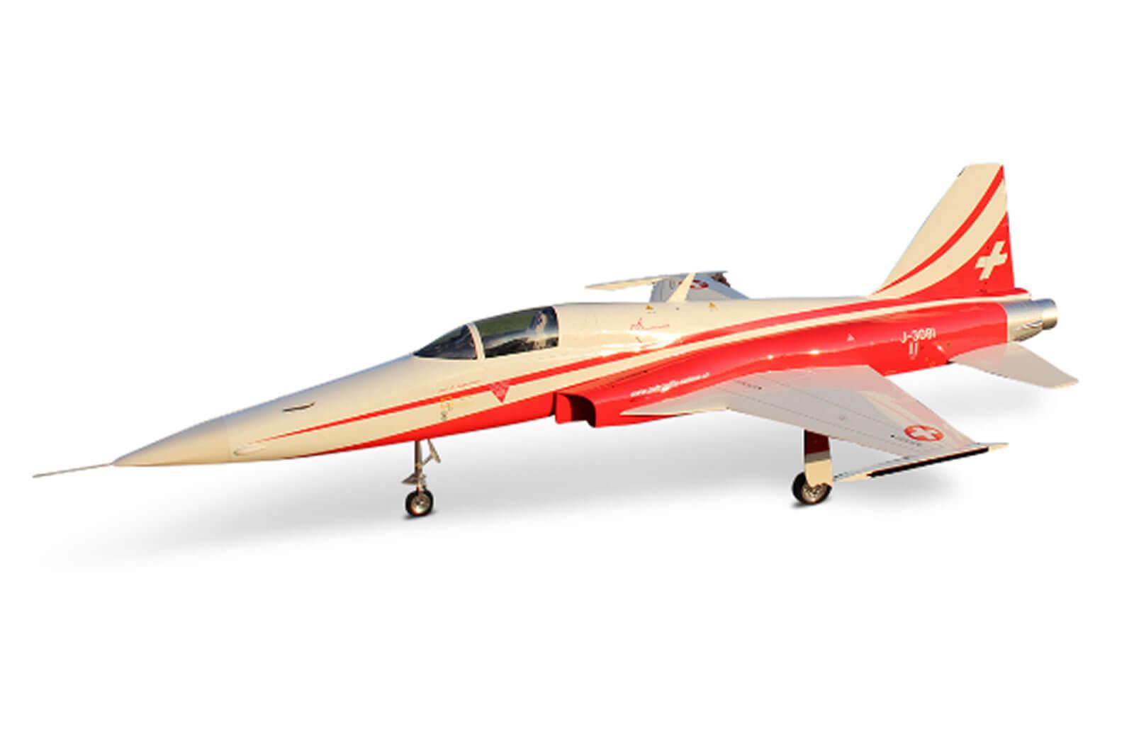 Tomahawk F-5 Tiger